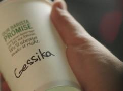 De échte reden waarom Starbucks-barista's je naam fout schrijven