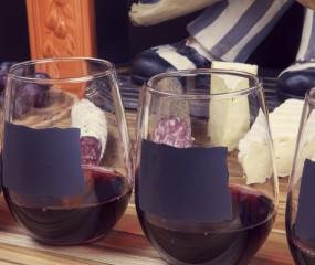 Mr. Vino: 4 amuses met 4 bijpassende wijnen