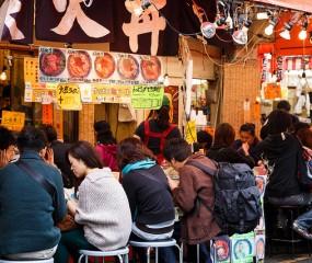 De allertofste plekken voor streetfood in Tokyo