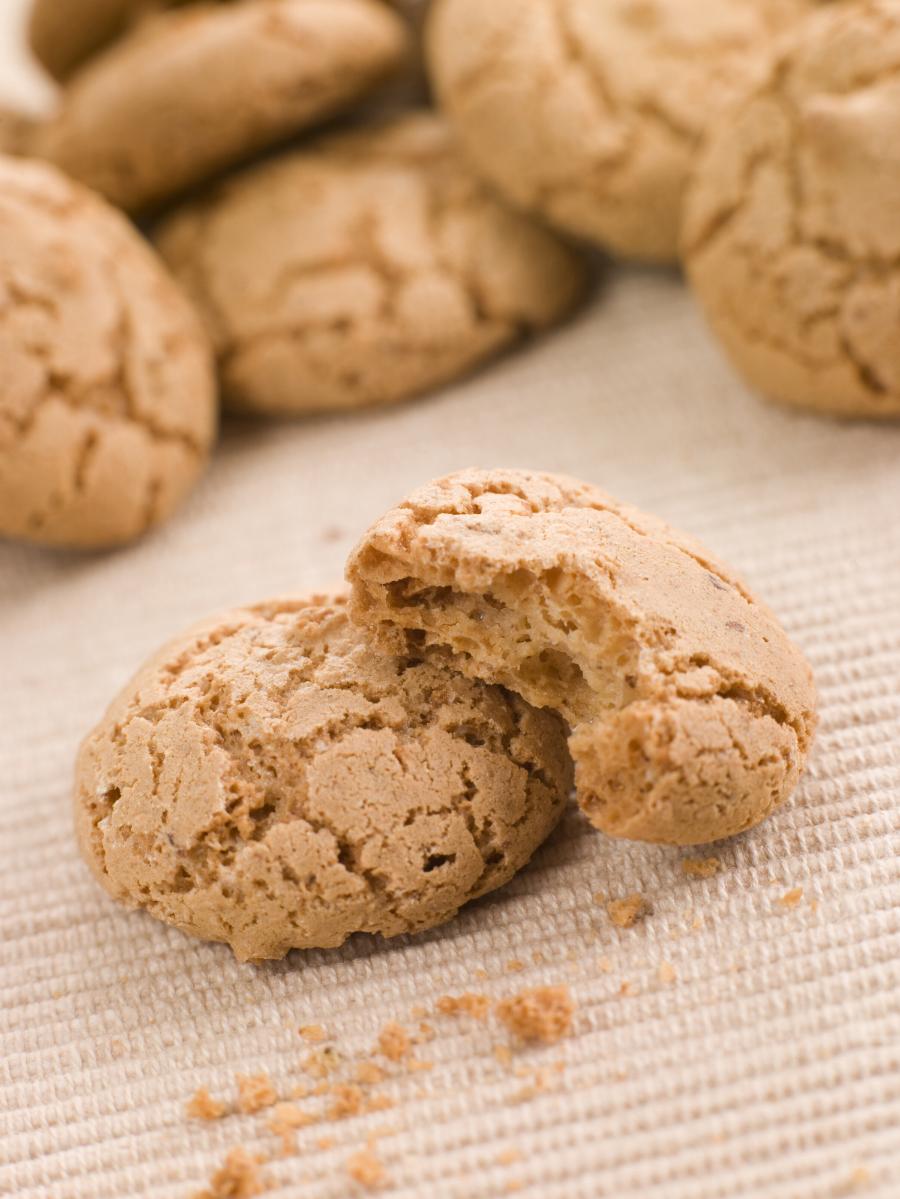 italiaanse koekjes bij koffie