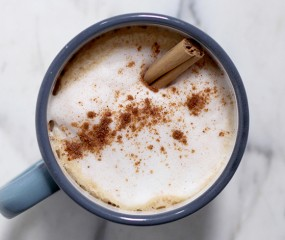 Culy's ultieme pumpkin spice cappuccino