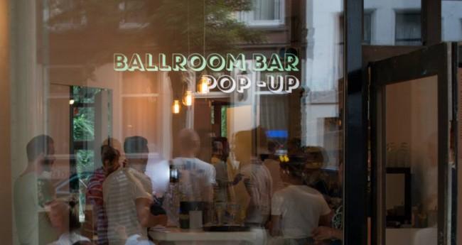 Gehaktballen en gin-tonic bij Ballroom in Rotterdam