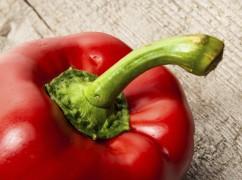 Zo snijd je een paprika super-duper-snel