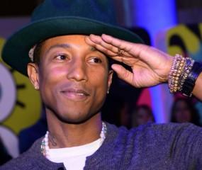 Pharrell Williams bedenkt bizarre macaron smaken voor Ladurée