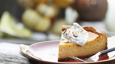 Cheesecake herfst