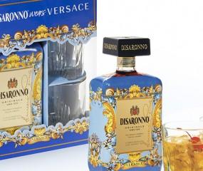 Stijlvol de feestdagen in met Versace x Disaronno (+ een heerlijke cocktail!)