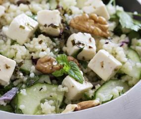 Zo maak je in 5 simpele stappen de perfecte (maaltijd)salade