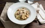 Koken met aanbiedingen: paddenstoelenrisotto met pecorino