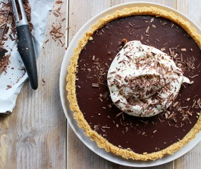 Culy Homemade: de lekkerste én makkelijkste no-bake chocoladetaart
