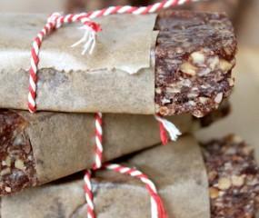 Lekker tussendoortje: chocolade-havermoutrepen