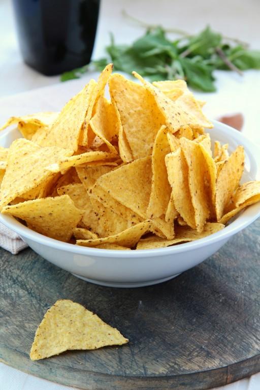 Stock Doritos tortilla chips