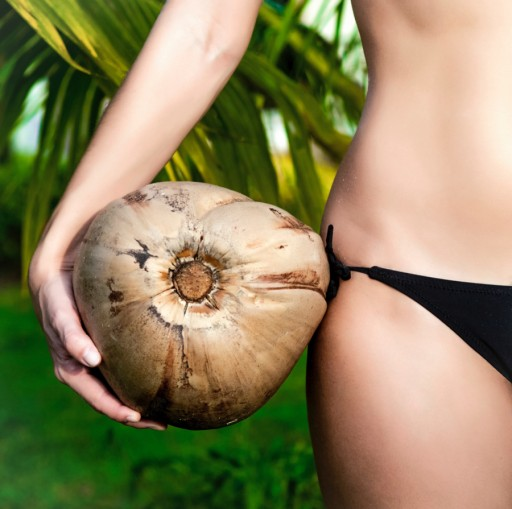 Stock kokos0003