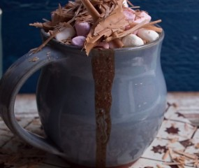 Video: zo maak je Jamie Oliver's ultieme warme chocolademelk
