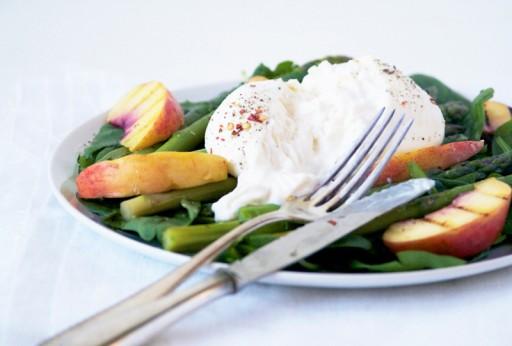 burrata salade