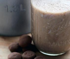 Culy Homemade: herfstige milkshake met kruidnoten
