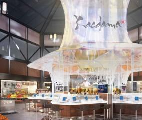 Newark Airport (nabij New York City) wordt een foodwalhalla