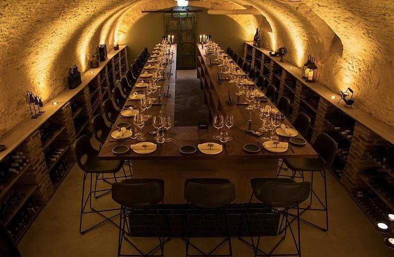 wijnkelder La Pinotheque
