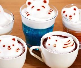 Met deze tool maak je thuis de leukste 3D latte art