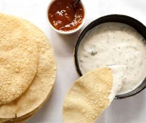 Indiase komkommer raita: superfris bij spicy gerechten