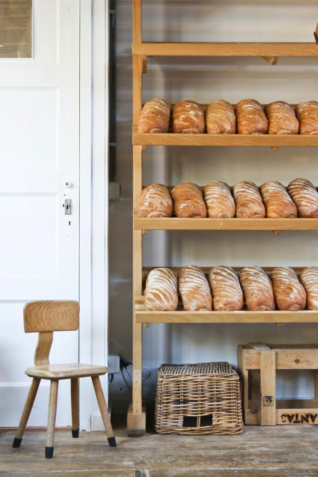 Het mooiste brood van MAMA Bakery