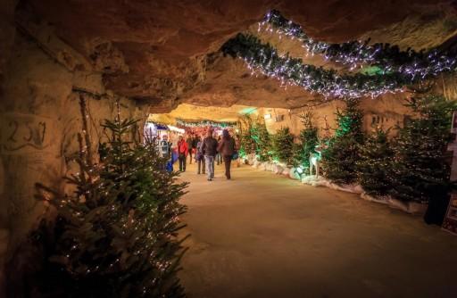kerstmarkt valkenburg