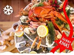 Fishy Friday: fruits de mer plateau voor kerst