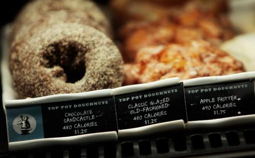 Donuts calorieen voedingswaarden Getty