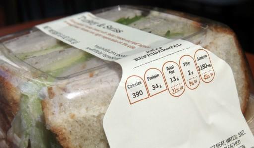 Sandwich calorieen voedingswaarden Getty