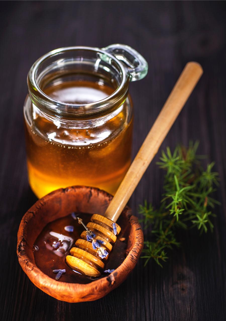 kaneel en honing thee