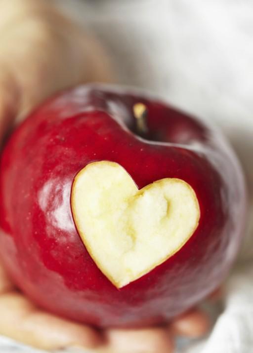 Valentijn hart stock