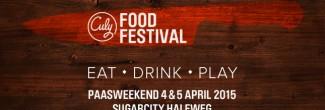 Culy.nl organiseert Culy Food Festival: een culinair weekend op 4 & 5 april
