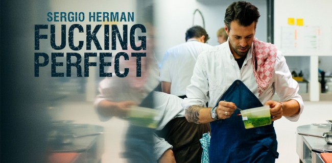 Yes: hier is de trailer van Sergio Herman-docu Fucking Perfect