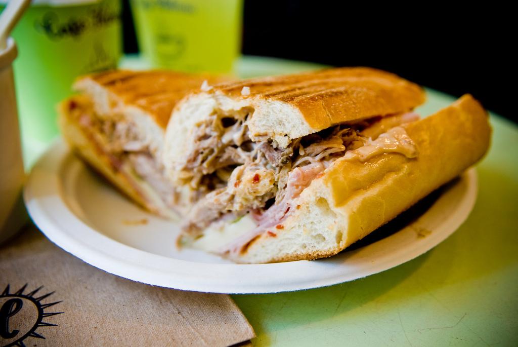 Cuban Sandwich: deze moet je écht eens proberen