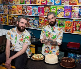 Primeur: Cereal Killer Cafe uit Londen popt-up op Culy Food Festival