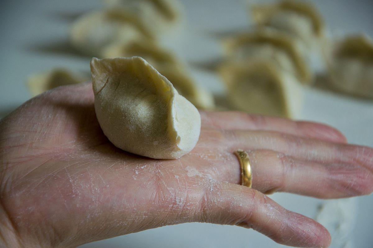 Maggie's handgemaakte jiaozi