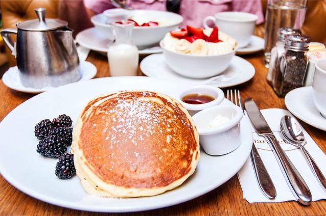 Ontbijt bij Sarabeths