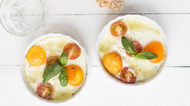 eitjes voor het paasontbijt