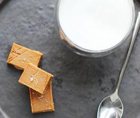 Culy Homemade: de allersnelste, allerlekkerste pindakaas fudge ooit