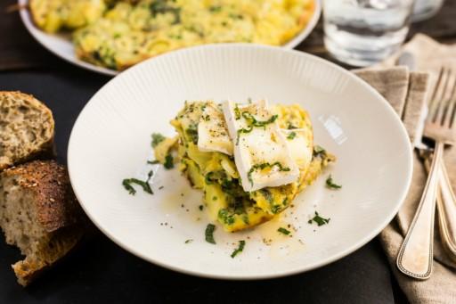 Koken met aanbiedingen - frittata3