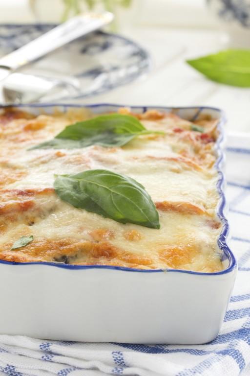 Lasagne stock