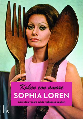Loren - Koken con amore - omslag