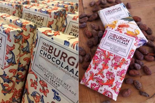 Van der Burgh Chocolaad