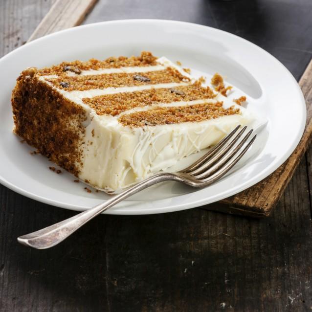 Carrot cake stock