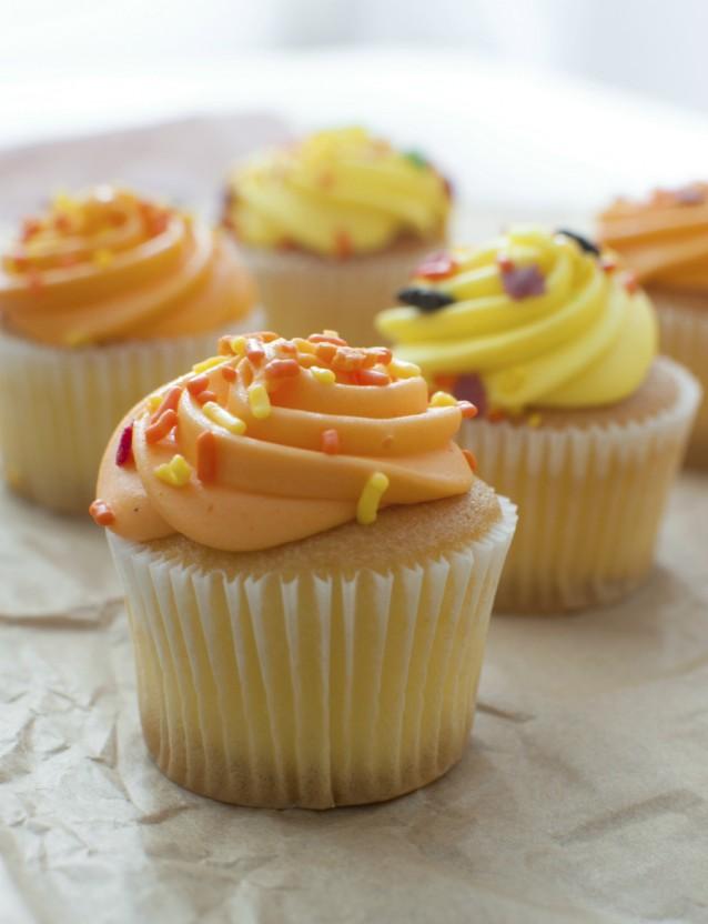 Cupcakes stock