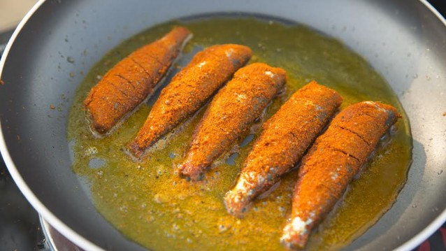 Marsala sardines