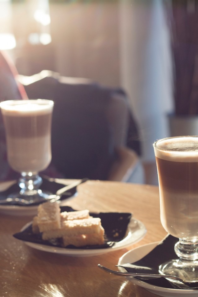 Stock koekjes koffie0001