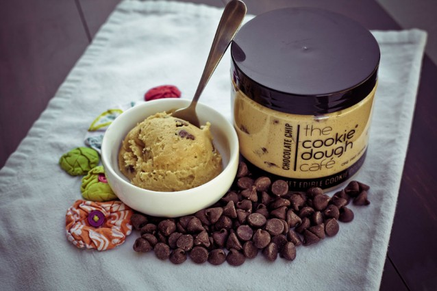 The cookie dough cafe4