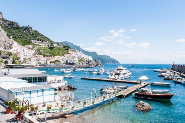 haven van Amalfi