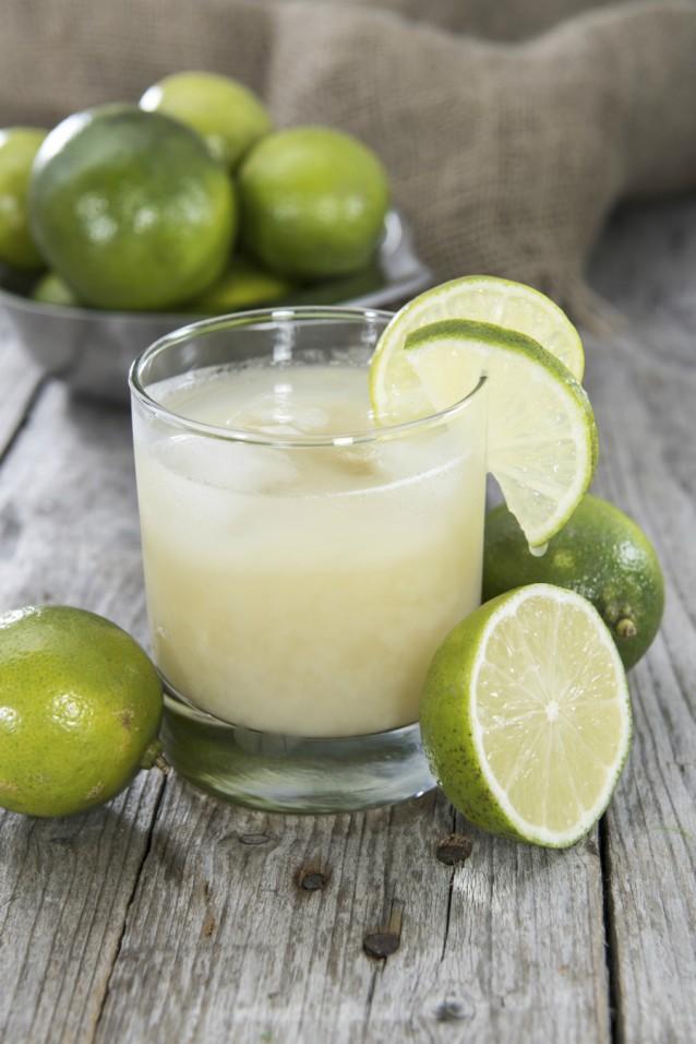Agua fresca limonade stock3