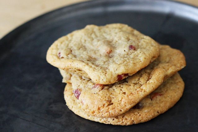 Bacon koekjes